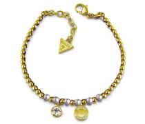 Armband 'Uptown Chic Ubb28050' goldgelb