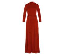 Kleid feuerrot