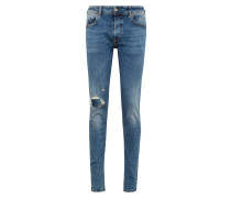 'Sleenker' Jeans blue denim