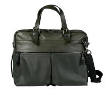 Business Bag 'seventysix' dunkelgrün