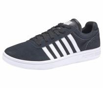 Sneaker 'Court Cheswick Suede' schwarz