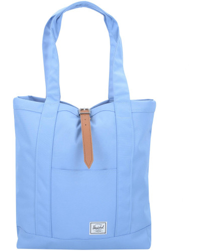 Market Handtasche hellblau