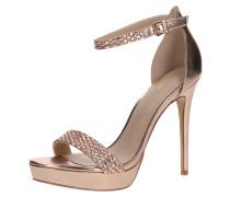 Sandale 'stunning' gold / rosé
