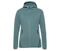 Trainingsjacke pastellblau