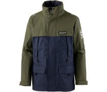 Jacke nachtblau / khaki