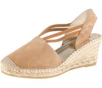 Sandaletten hellbraun