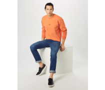 Sweatshirt 'Weevo' orange