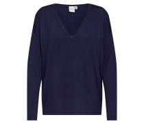 Pullover 'mafa V Ls2' blau
