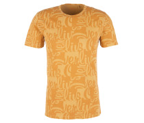 Shirt goldgelb