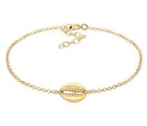 Armband 'Muschel' gold