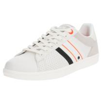 Sneaker 'sleek Tennis Trainer' weiß