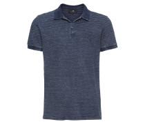 Polo-Shirt 'citoza T/s' indigo