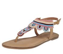 Sandalen mischfarben