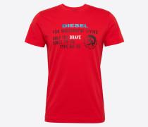 T-Shirt 't-Diego-Xb Hemd' rot