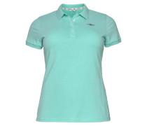 Polo Team Poloshirt grün