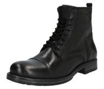 Stiefel anthrazit / schwarz