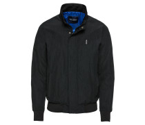 Jacke 'Simple Ams Blauw harrington jacket'