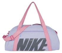 Sport-Tasche 'gym Club' schwarz / lila / rosa
