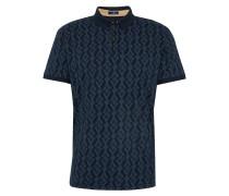 Polo-Shirt dunkelblau