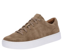 Sneaker 'court 125' taupe
