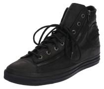 Sneaker 'Expo-Zip' schwarz