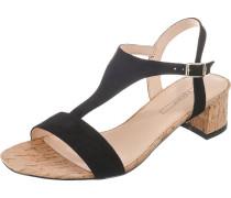 Sandaletten 'Doris Sandal' schwarz