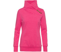 Sweatshirt 'Goodbye Summer' pinkmeliert
