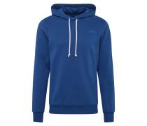 Sweatshirt 'Korpaz Graphic' blau