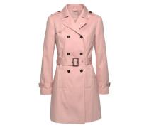 Trenchcoat rosa