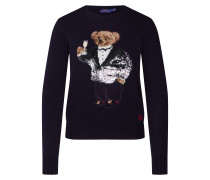 Pullover 'sqn Bear-Long Sleeve-Sweater'
