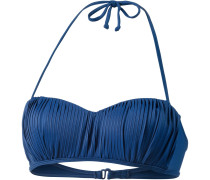 'Classic Surf 'Bikini Oberteil dunkelblau