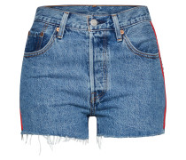 Jeans Shorts '501 High Rise' blue denim