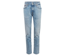 Jeans 'straight Ryan' blue denim