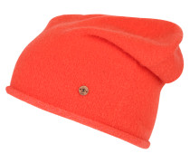 Beanie 'Solid' rot