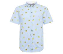 Hemd hellblau / mischfarben