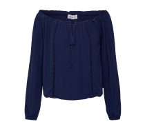 Bluse 'sb19-Wholesale OTS Top' navy