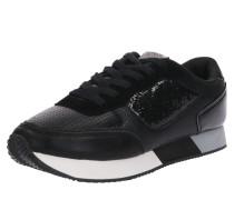 Sneaker 'Sillie Mix' schwarz