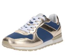 Sneaker 'verona W Greek 2' blau / gold