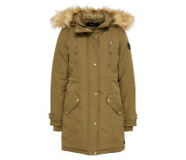 Winterparka 'track Expedition' oliv