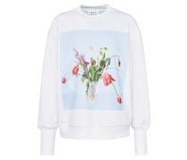 Sweatshirt 'Minnie' mischfarben / weiß
