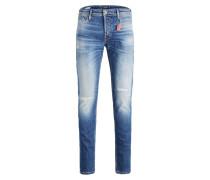 Jeans 'Glenn' blau