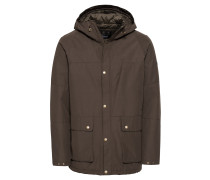 Jacke 'Ridge Jacket' oliv