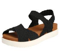 Sandale 'eternal' schwarz