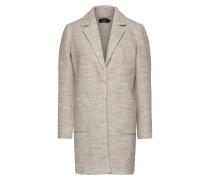 Mantel 'stone Wool Coat' dunkelbeige
