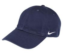 Cap 'heritage 86' blau