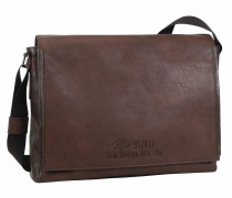Messenger Bag 'kenny' braun