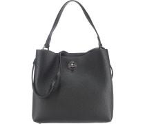 'Apollonia' Handtasche schwarz