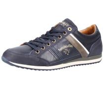Sneaker dunkelblau / taupe / weiß