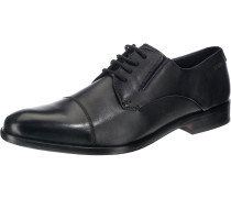 Moran Business-Schnürschuhe schwarz