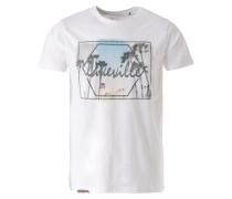 T-Shirt 'Biu II' weiß